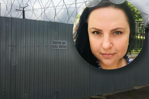 Адвокат Ирина Бирюкова защищает права заключённого Евгения Макарова