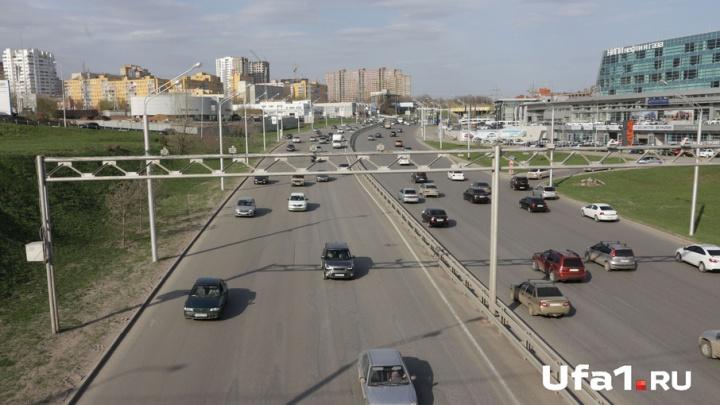 На разработку проекта реконструкции крупной развязки в Уфе потратят 35 миллионов рублей