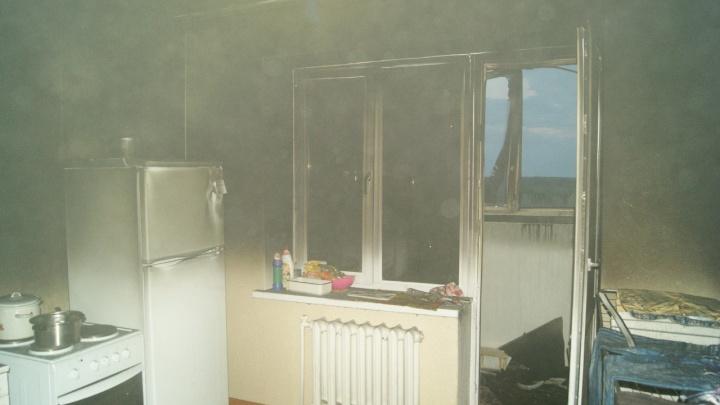 В Башкирии загорелась многоэтажка: эвакуировали 34 человека