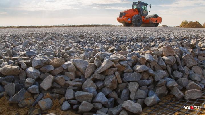 В Волгоградской области отремонтировали 16 километров трассы на Астрахань