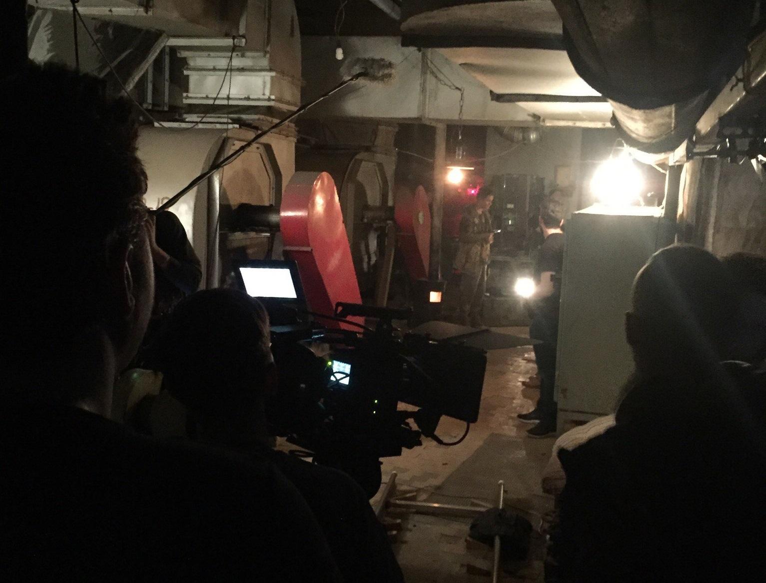 """Фильм снимали в бункере Пантыкина. В 2016 году мы ходили туда на экскурсию и рассказывали, <a href=""""https://www.e1.ru/news/spool/news_id-435737.html"""" target=""""_blank"""" class=""""_"""">как живётся под землёй</a>"""