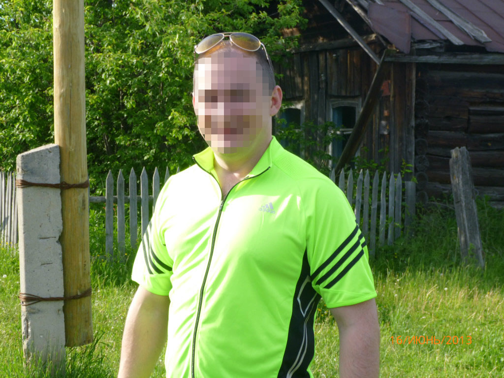 Александру — 44 года