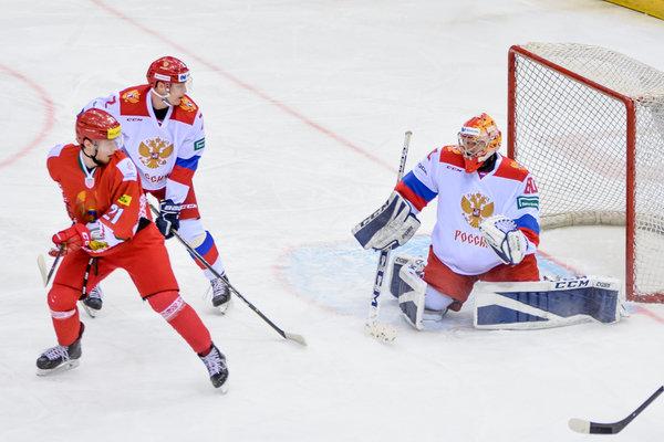 Хоккеисты «Сибири» выступят в трёх матчах за олимпийскую сборную страны