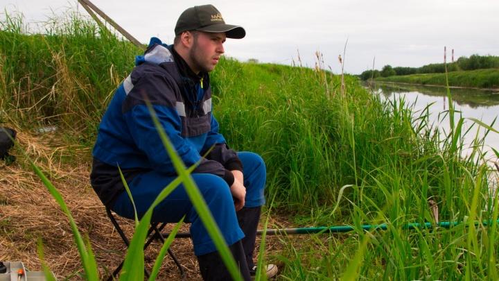 Природа, азарт, свобода: молодой рыбак из Архангельска — о «клёвых» местах Поморья и философии ловли