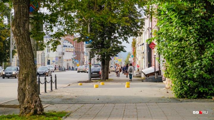 В Пермь вернулось лето? Публикуем прогноз погоды на ближайшие выходные