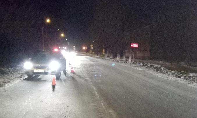 В Шадринске устанавливают личность погибшего под колесами пешехода