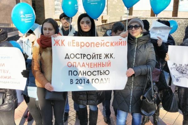 Официальное число проблемных объектов на Дону выросло в 4,5 раза