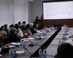 В УГУЭС состоялся семинар для специалистов малого и среднего бизнеса