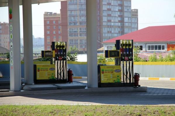 «Топлайн» понизил цены на бензин марки АИ-92