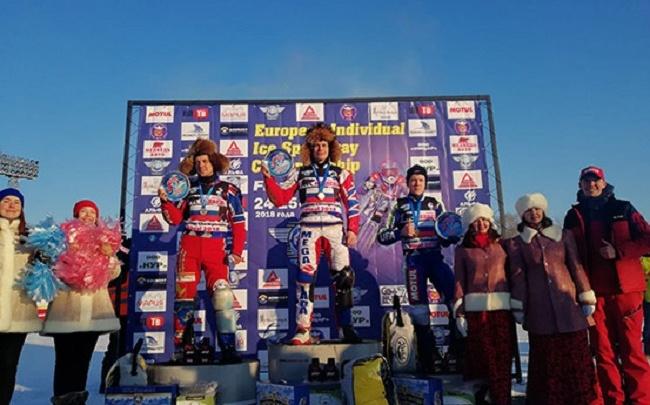 16-летний мотогонщик из Уфы выиграл бронзу чемпионата Европы