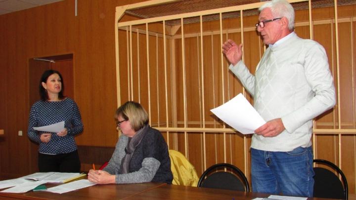 В суде Волгограда прошло первое заседание по нарушениям на выборах губернатора