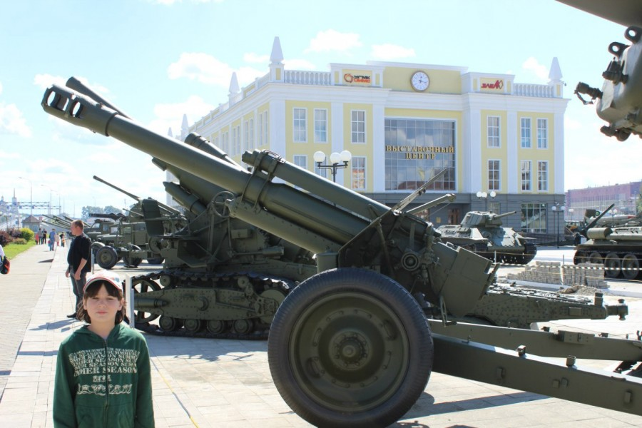 Самоходки, танки, корабли и самолеты: Верхняя Пышма — самый милитаризованный город Свердловской области