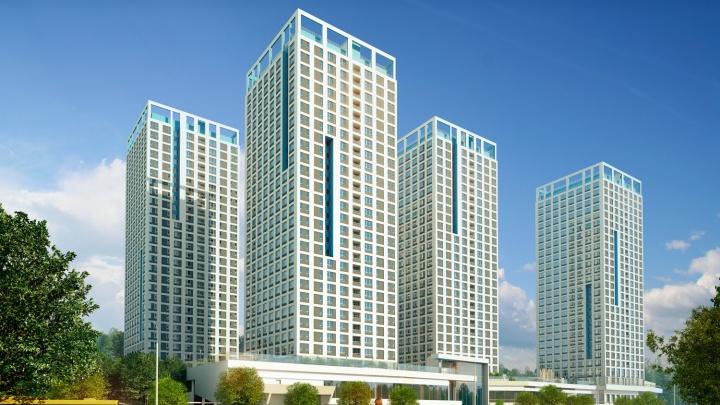 Компания Brusnika показала хорошую строительную готовность