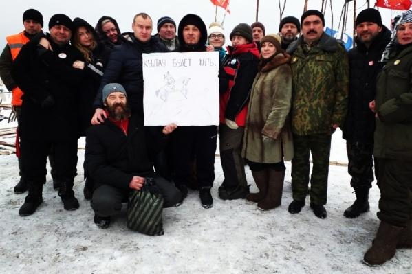 Активисты уверены, что шихан будет жить