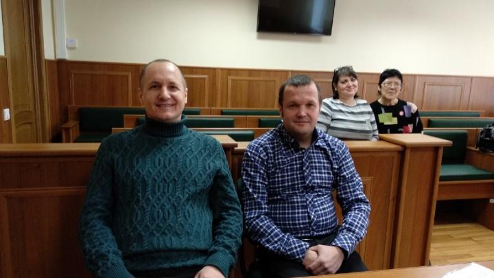 Областной суд оставил в силе штраф жителю Плесецка за баннеры про Шиес