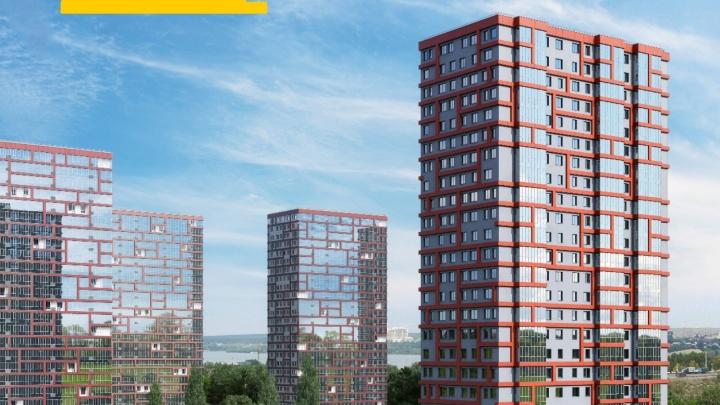 Кирпич по цене «панельки»: квартиры на берегу Оби продают по летней цене