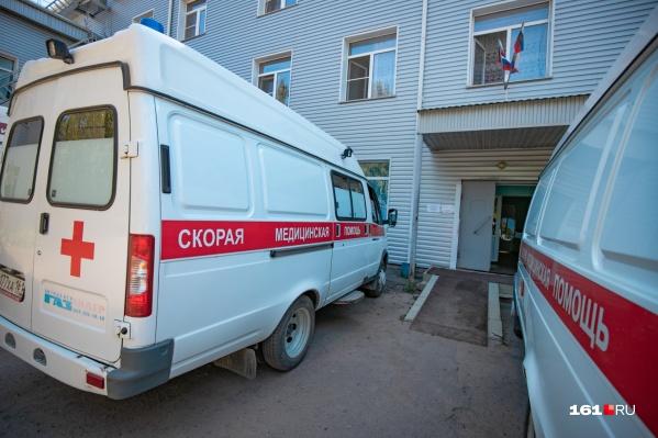 Сейчас госпитализированы 23 человека, в том числе двое детей