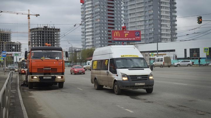 Контракт на уборку улиц в Челябинске планируют заключить сразу на три года