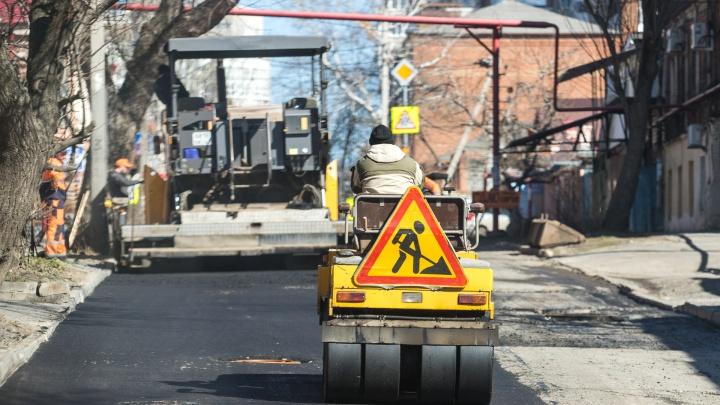 В Новочеркасске второй раз не смогли найти подрядчика на ремонт дорог за 12 миллионов рублей