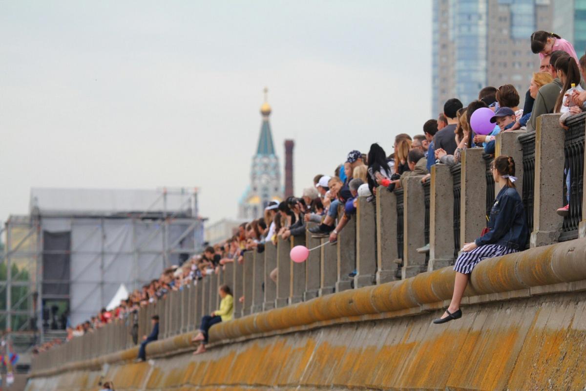 НаДне города вСамаре выступят «Би-2» иЕлена Темникова