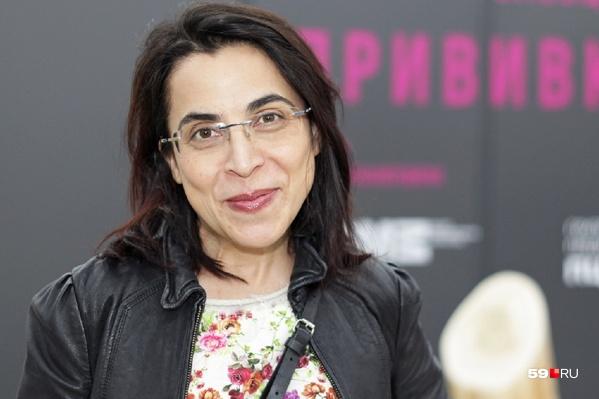 Наиля Аллахвердиева заняла седьмое место в рейтинге влиятельных людей искусства