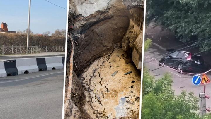 Земля нас не носит: как Новосибирск уходит из-под ног у горожан — и почему это происходит
