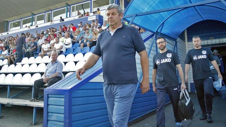 Футбольный клуб «Новосибирск» расстался с главным тренером
