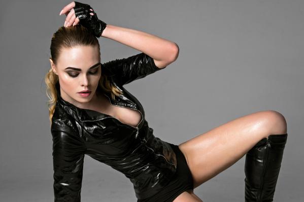 Элина Мюллер — 23-летняя модель