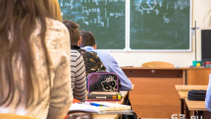В Самарской области 70 % классов переведут на 5-дневную систему обучения