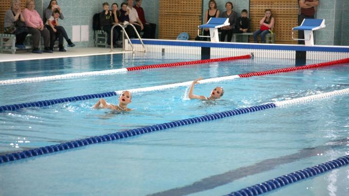 Вперед к новым рекордам: в Перми состоялось открытие бассейна в микрорайоне Пролетарском