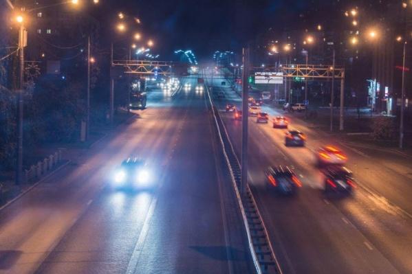 Автомобилисты смогут ездить по этому участку уже после 05:30