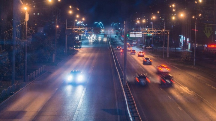 В Тюмени по ночам будут перекрывать часть улицы Мельникайте