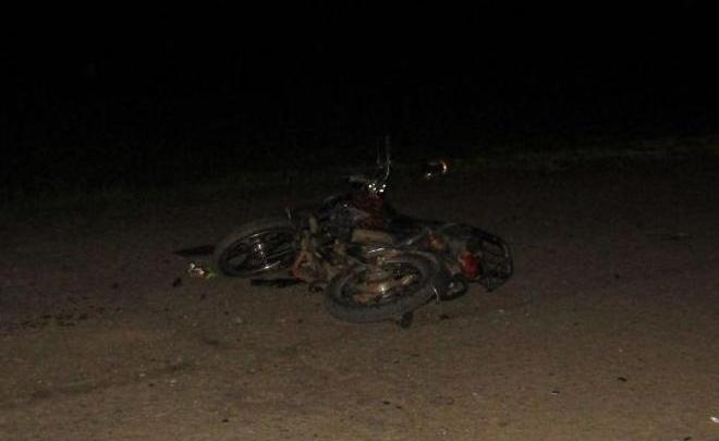 В Башкирии 17-летний парень на скутере врезался в Chevrolet Aveo: пострадали двое