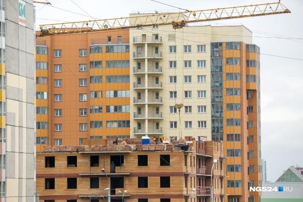 Стройнадзор судится с УСК «Сибиряк» из-за строящегося дома в «Покровском»