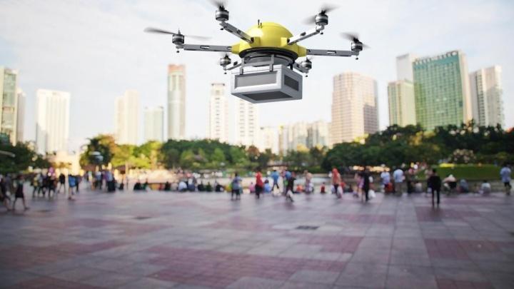 """Окна настежь - дрон летит: как будут доставлять посылки, когда заработает """"физический интернет"""""""