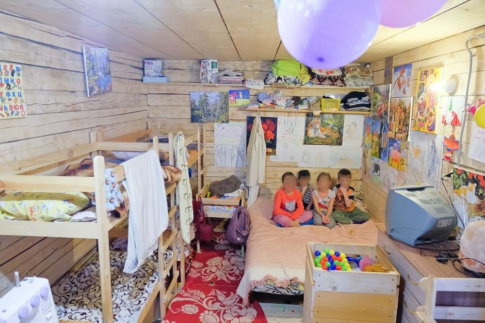 Гришины надеются, что им дадут маневренное жилье