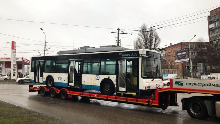 Виталий Кушнарев рассказал, какие еще изменения в транспортной системе ждут ростовчан в новом году