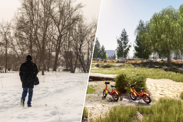 Пустырь на Демакова в 2022 году должен превратиться в сквер