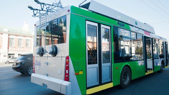 Новосибирские учёные создадут розетки для электрокаров из контактной сети троллейбусов