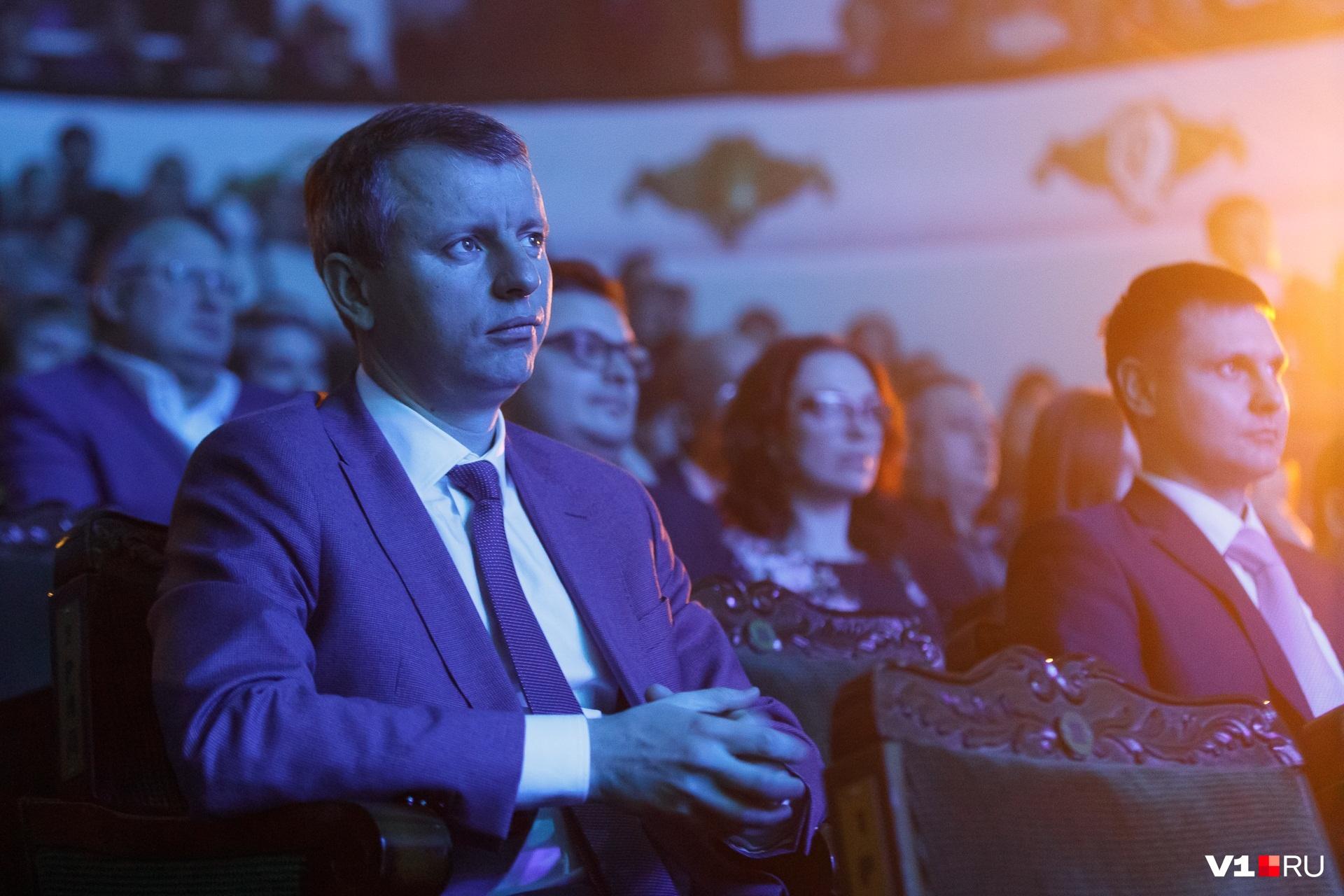 Алексей Волоцков уже много лет идёт по партийной линии