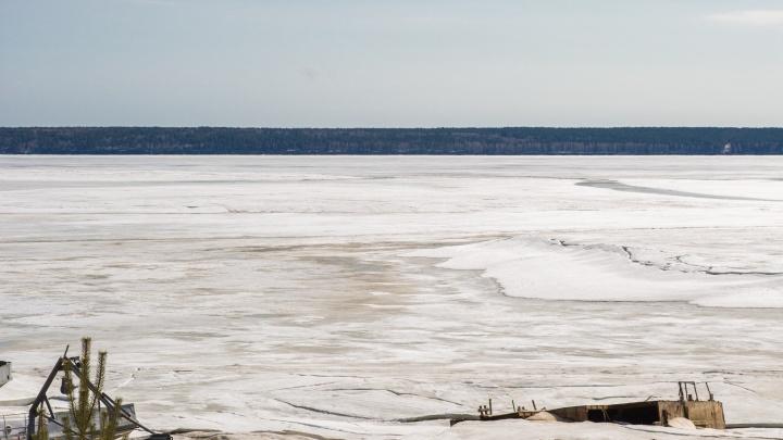 Паводок: приток воды в Новосибирское водохранилище может превысить норму на 10%