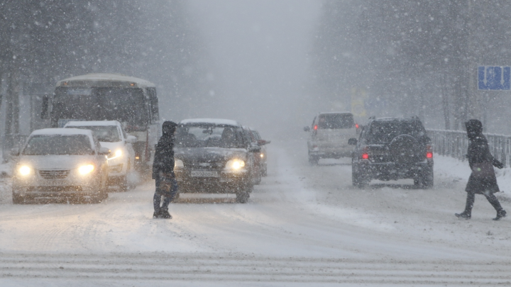Снегопад, ветер, метель: МЧС предупреждает жителей Поморья о погодных неприятностях 30 декабря