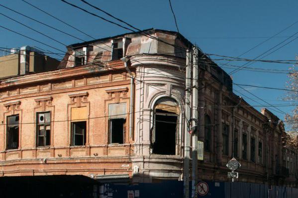 Зданию редакции было почти полтора века