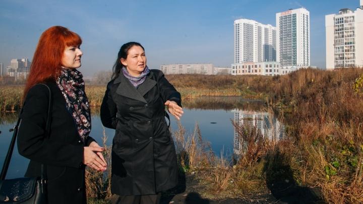 Дружим дворами: жильцы многоэтажек на Уктусе победили синдром отчуждённости чучелом Масленицы