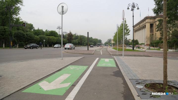 Подписан план до 2030 года по привлечению туристов в Красноярск. Завлекать собираются велодорожками