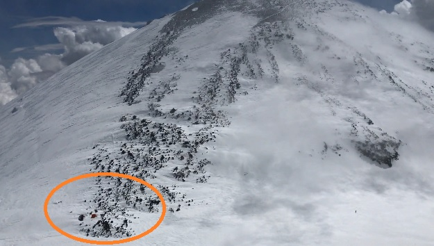 Трехчасовые поиски волгоградского альпиниста на Эльбрусе оказались безуспешными