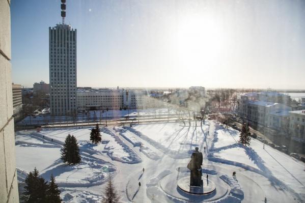 Бороться за звание лучшего города Архангельск будет до конца года