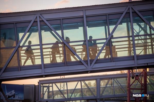 Пассажиры рейса Новосибирск — Нур-Султан вынуждены сутки ждать следующего рейса