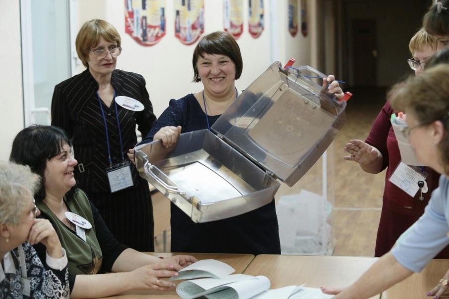 19 марта утром станут известны предварительные результаты выборов