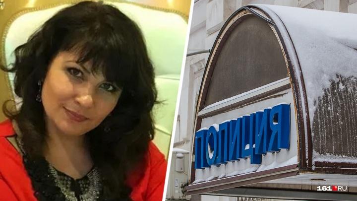 В Ростове майор полиции заявила о вымогательстве со стороны начальства